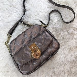 Juicy Couture Iridescent Pewter Purse